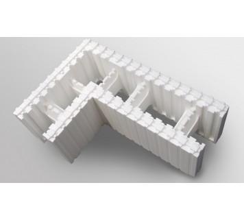 Блок угловой 750х500х250х250